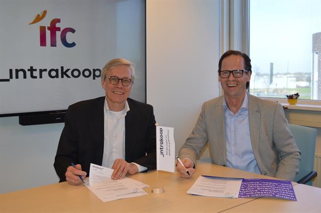 Ondertekening IFC promotieovereenkomst